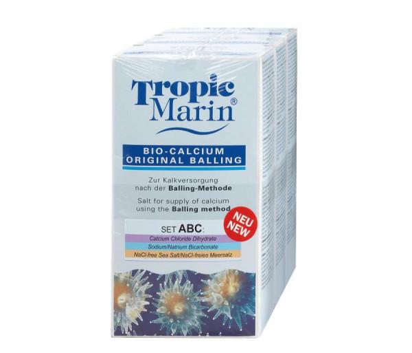 Tropic Marin BIO-CALCIUM ORIGINAL BALLING Set 3x1kg