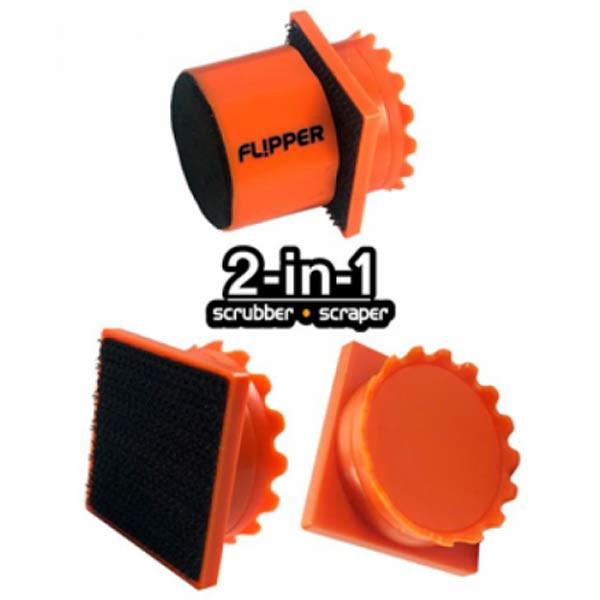 Flipper Pico Cleaner 2 in 1 Magnetreiniger für Aquarium Scheiben bis 6 mm