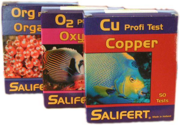 Salifert Wassertest Kupfer