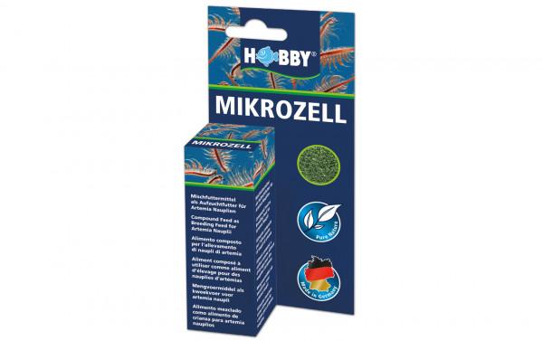 Hobby Mikrozell 20 ml / 22 g Aufzuchtfutter für Artemia Nauplien