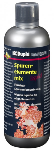 Dupla Marin Spurenelemente-Mix Liquid 500 ml