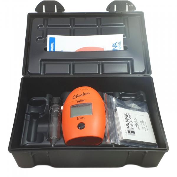 Hanna Mini-Photometer Eisen HI721 0-5 mg/l