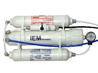IEM Osmoseanlagen Aqua FM 380 Liter/Tag 3 stufig mit Manometer