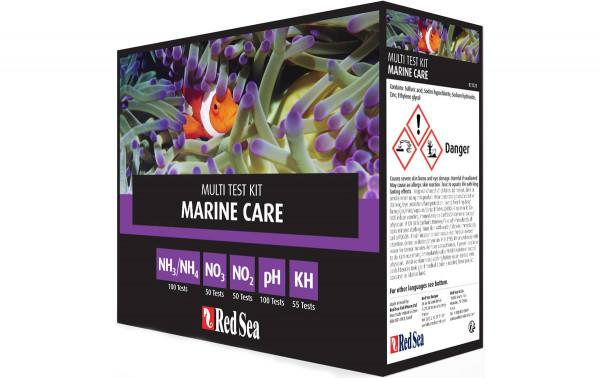 Red Sea Marine Care Test Kit