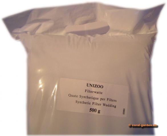 Unizoo Filterwatte Lagen 500 g