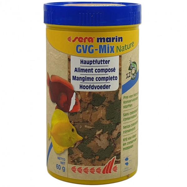 Sera Marin GVG-Mix Nature Hauptfutter für Meerwasserfische