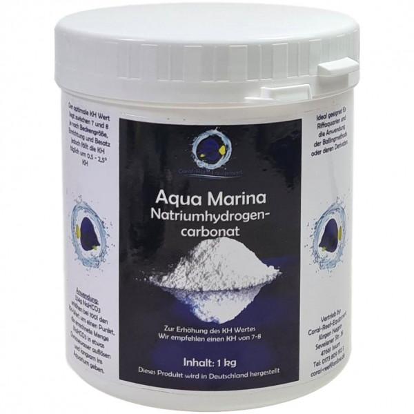Coral Reef Equipment Aqua Marina Natriumhydrogencarbonat 1 kg