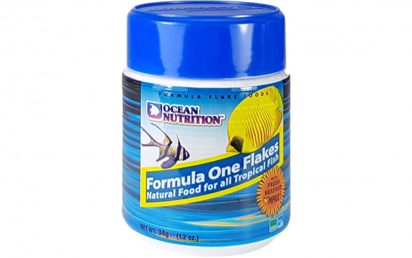 Ocean Nutrition Formula One Flakes Fischfutter