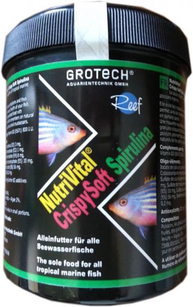 GroTech NutriVital CrispySoft Spirulina 1,4-2,2mm 285ml