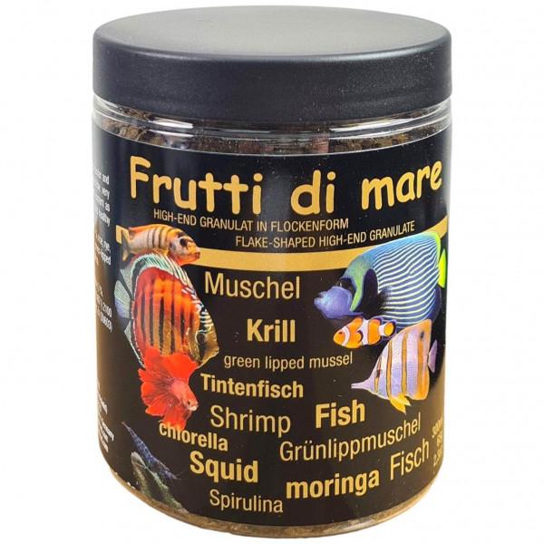 Frutti di mare 65 g / 300 ml Fischfutter für Süß- und Meerwasserfische