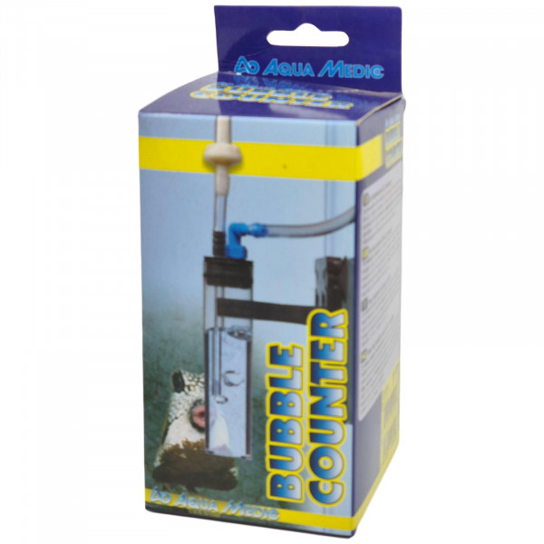 Aqua Medic Bubble Counter CO2 Blasenzähler