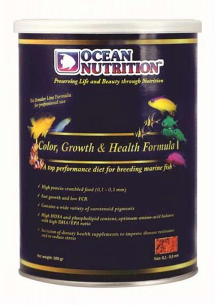 Ocean Nutrition Color, Growth & Health Formula Marine 0,1 - 0,3mm 500g