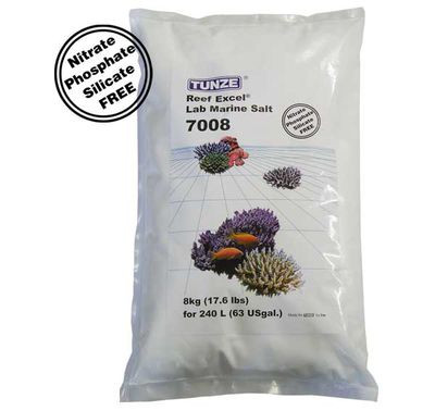 Tunze Reef Excel Lab Marine Salt 8 kg