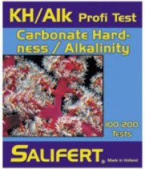 Salifert Wassertest KH Karbonathärte