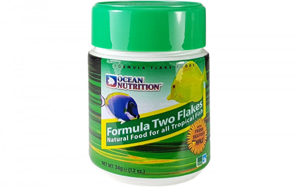 Ocean Nutrition Formula Two Flakes Fischfutter
