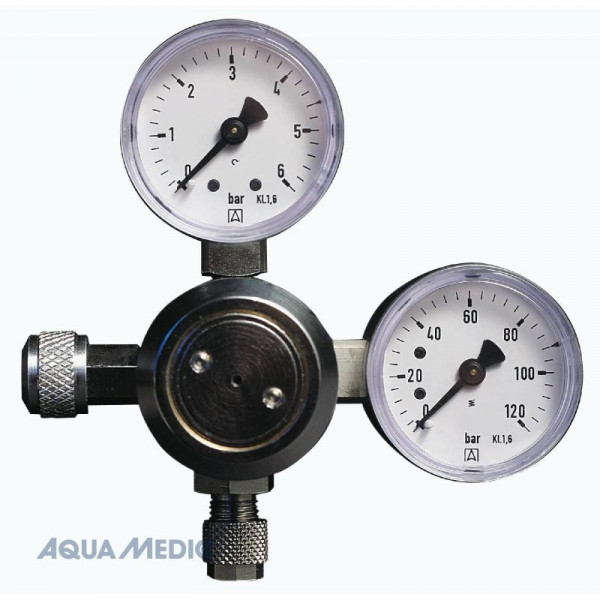 Aqua-Medic Regular mit 2 Manometern