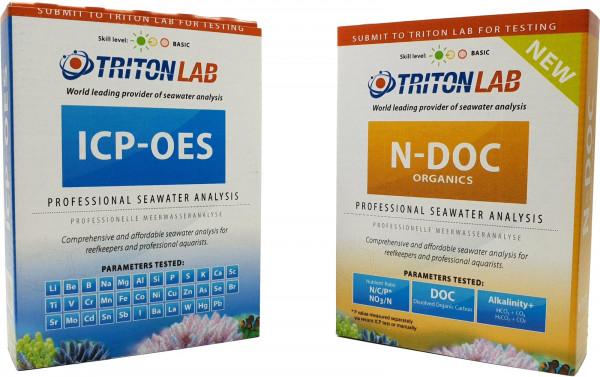 Triton ICP-OES + N-DOC Wasseranalyse Bundle